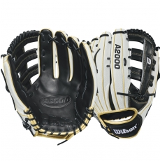 "Wilson A2000 SuperSkin Slowpitch Softball Glove 13"" WTA20RS1813SS"