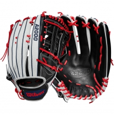 "Wilson A2000 SuperSkin Slowpitch Softball Glove 13.5"" WTA20RS20135SS"