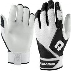 CLOSEOUT DeMarini Phantom Batting Gloves (Adult Pair) WTD6111