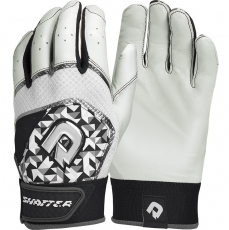 CLOSEOUT DeMarini Shatter Batting Gloves (Adult Pair) WTD6112