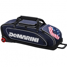 DeMarini Special Ops Wheeled Equipment Bag WTD9409
