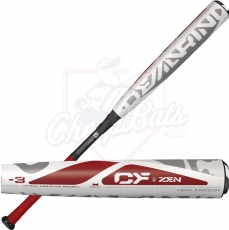 2017 DeMarini CF Zen BBCOR Baseball Bat Balanced -3oz WTDXCBC-17