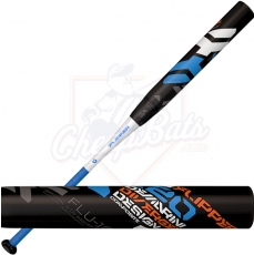 2016 DeMarini Flipper Aftermath 1.20 Slowpitch Softball Bat USSSA Balanced WTDXFLU-16