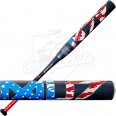CLOSEOUT 2020 DeMarini Nautalai Slowpitch Softball Bat End Loaded USSSA WTDXNAE-20