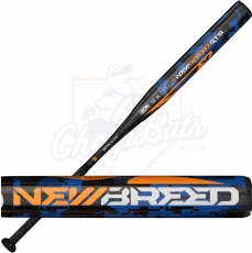 2018 DeMarini Newbreed GTS Slowpitch Softball Bat End Loaded USSSA WTDXNBU-18
