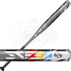 DeMarini Steel Slowpitch Softball Bat End Loaded ASA USSSA WTDXSTL-20