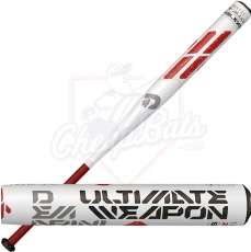 2016 DeMarini Ultimate Weapon Slowpitch Softball Bat ASA USSSA WTDXUWE-16