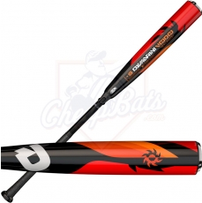 CLOSEOUT 2018 DeMarini Voodoo Youth Big Barrel Baseball Bat -5oz WTDXVB5-18