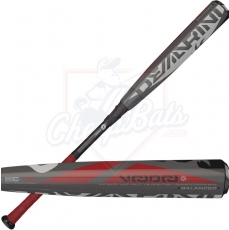 2017 DeMarini Voodoo BBCOR Baseball Bat Balanced -3oz WTDXVBC-17