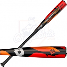 "CLOSEOUT 2018 DeMarini Voodoo One Youth Big Barrel Baseball Bat 2 3/4"" -10oz WTDXVOZ-18"