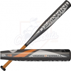 2017 DeMarini Voodoo Tee Ball Bat -12oz WTDXVTT-17