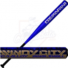 DeMarini Windy City Slowpitch Softball Bat ASA USSSA End Loaded WTDXWCS-16