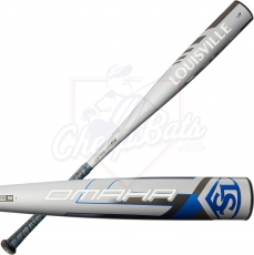 CLOSEOUT 2020 Louisville Slugger Omaha BBCOR Baseball Bat -3oz WTLBBO520B3