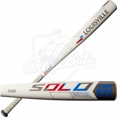 CLOSEOUT 2019 Louisville Slugger Solo 619 BBCOR Baseball Bat -3oz WTLBBS619B3
