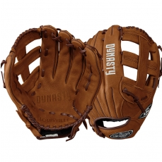 "CLOSEOUT Louisville Slugger Dynasty Slowpitch Softball Glove 13"" WTLDYRS1713"