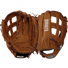 "CLOSEOUT Louisville Slugger Dynasty Slowpitch Softball Glove 14"" WTLDYRS1714"