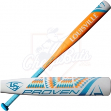 CLOSEOUT Louisville Slugger Proven Fastpitch Softball Bat -13oz WTLFPPR18A13