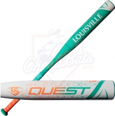 2018 Louisville Slugger Quest Fastpitch Softball Bat -12oz WTLFPQU18A12