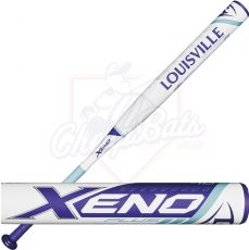 CLOSEOUT 2017 Louisville Slugger Xeno Plus Fastpitch Softball Bat -9oz WTLFPXN179