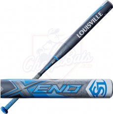 CLOSEOUT 2019 Louisville Slugger Xeno X19 Fastpitch Softball Bat -10oz WTLFPXN19A10