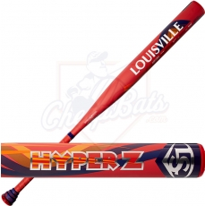 2018 Louisville Slugger Super Hyper Z Senior Slowpitch Softball Bat End Loaded SSUSA WTLLHZO18E