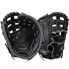 "CLOSEOUT Louisville Slugger Omaha Baseball First Base Mitt 13"" WTLOMRB17BM"