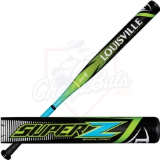 2016 Louisville Slugger Super Z Slowpitch Softball Bat ASA USSSA End Loaded WTLSZA16E