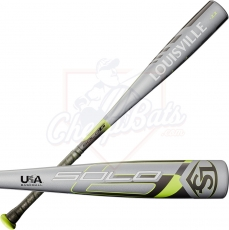 2020 Louisville Slugger Solo Youth USA Baseball Bat -11oz WTLUBS6B1120