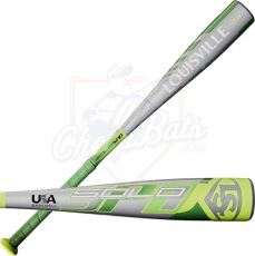 2020 Louisville Slugger Solo Speed Youth USA Baseball Bat -13oz WTLUBSSM1320