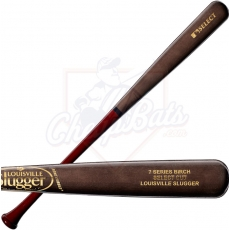 Louisville Slugger Mixed Series 7 Select Cut Birch Wood Baseball Bat WTLW7BMIXA17