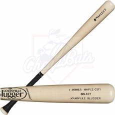 Louisville Slugger C271 Series 7 Select Maple Wood Baseball Bat WTLW7M271A16G