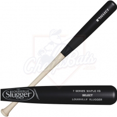 CLOSEOUT Louisville Slugger I13 Series 7 Select Maple Wood Baseball Bat WTLW7MI13A16