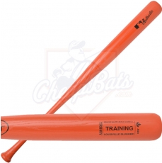 Louisville Slugger Wood Training Bat WTLWBTRHVY-OR
