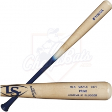 Louisville Slugger C271 MLB Prime Maple Wood Baseball Bat WTLWPM271D16