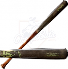 CLOSEOUT Louisville Slugger C271 High Roller MLB Prime Maple Wood Baseball Bat WTLWPM271H18