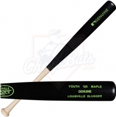 CLOSEOUT Louisville Slugger Genuine 125 Youth Maple Wood Baseball Bat WTLWYM125A16