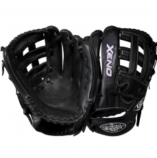 "CLOSEOUT Louisville Slugger Xeno Fastpitch Softball Glove 11.75"" WTLXNRF171175"