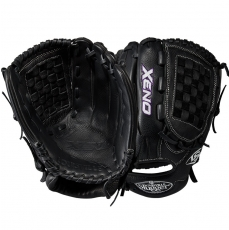 "CLOSEOUT Louisville Slugger Xeno Fastpitch Softball Glove 12"" WTLXNRF1712"