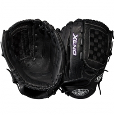 "CLOSEOUT Louisville Slugger Xeno Fastpitch Softball Glove 12.75"" WTLXNRF171275"