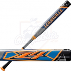 2017 Louisville Slugger Z4 Slowpitch Softball Bat ASA USSSA End Loaded WTLZ4A17E