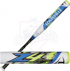 CLOSEOUT 2016 Louisville Slugger Z4 Slowpitch Softball Bat USSSA BALANCED WTLZ4U16B
