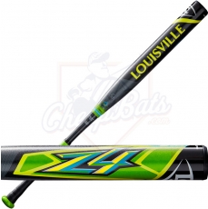 CLOSEOUT 2017 Louisville Slugger Z4 Slowpitch Softball Bat USSSA End Loaded WTLZ4U17E