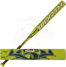 2014 Worth SICK 454 Balanced ASA Slowpitch Softball Bat SBSKBA