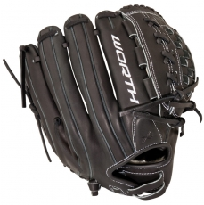 Worth LA125BL Liberty Advanced Series Fastpitch Softball Glove 12.5""
