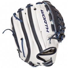 CLOSEOUT Worth LA125WN Liberty Advanced Series Fastpitch Softball Glove 12.5""