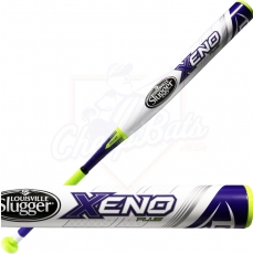 CLOSEOUT Louisville Slugger XENO Plus Fastpitch Softball Bat Balanced -10oz FPXN160