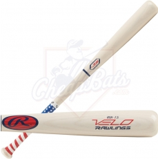 CLOSEOUT Rawlings Velo Ash Wood Youth Baseball Bat -7.5oz Y62AV