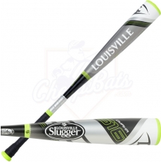 "CLOSEOUT 2016 Louisville Slugger OMAHA 516 Coach Pitch Youth Baseball Bat 2 3/4"" -10oz YBO516X"