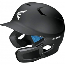 Easton Z5 2.0 Matte Solid w/ Universal Jaw Guard Batting Helmet A168539/A168540