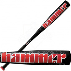 Easton Hammer BBCOR Baseball Bat Adult -3oz. BK6 A111575